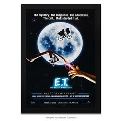 Poster E.T. - O Extraterrestre - Clássico III
