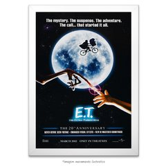 Poster E.T. - O Extraterrestre - Clássico III - comprar online