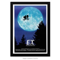 Poster E.T. - O Extraterrestre - Clássico II