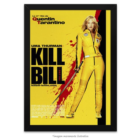 Poster Kill Bill: Volume 1