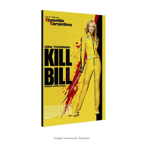 Poster Kill Bill: Volume 1 na internet