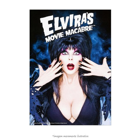 Poster Elvira's Movie Macabre