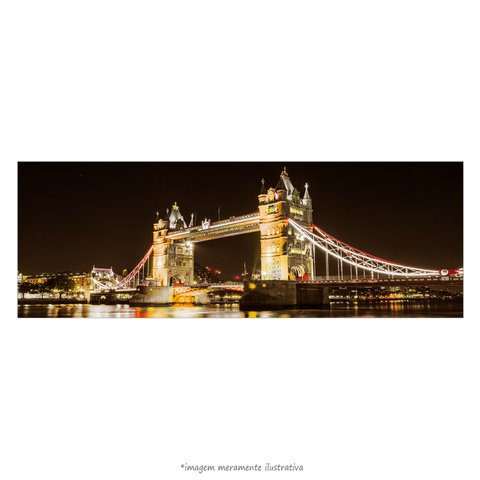 Poster A Ponte da Torre de Londres - Tower Bridge