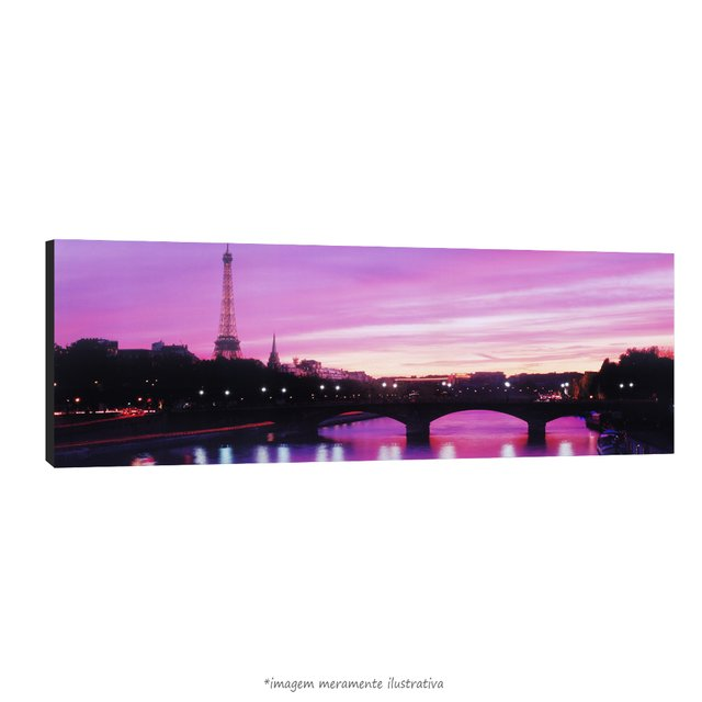 Poster Sunset Eiffel Tower na internet