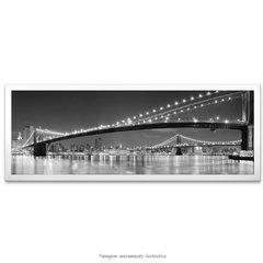 Poster Nova Iorque - Ponte do Brooklyn na internet