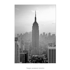 Poster Empire State Building - QueroPosters.com