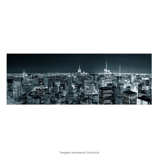 Poster New York - Cidade de Manhattan