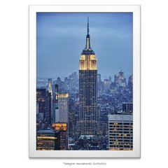 Poster Empire State Building - comprar online