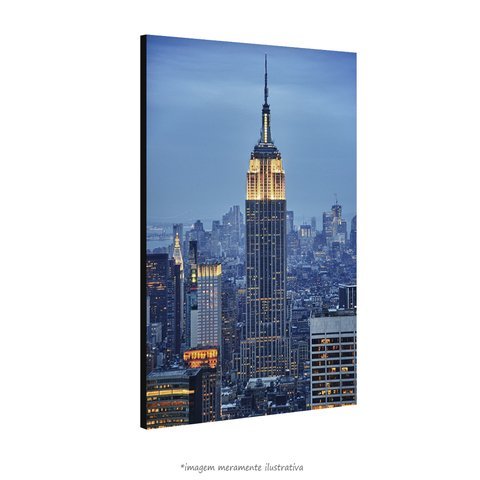 Poster Empire State Building na internet