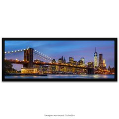 Poster Brooklyn Bridge - NYC - comprar online