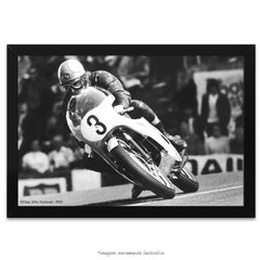 Poster Mike Hailwood
