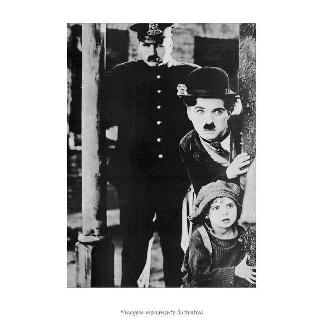 Poster Charlie Chaplin
