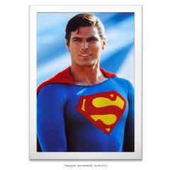 Poster Christopher Reeve - Superman - comprar online