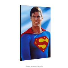 Poster Christopher Reeve - Superman na internet