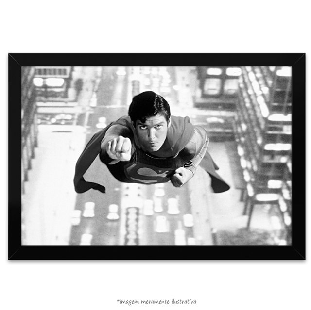 Poster Christopher Reeve