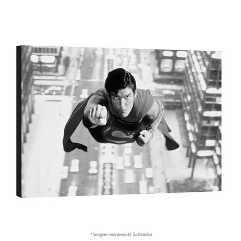 Poster Christopher Reeve na internet