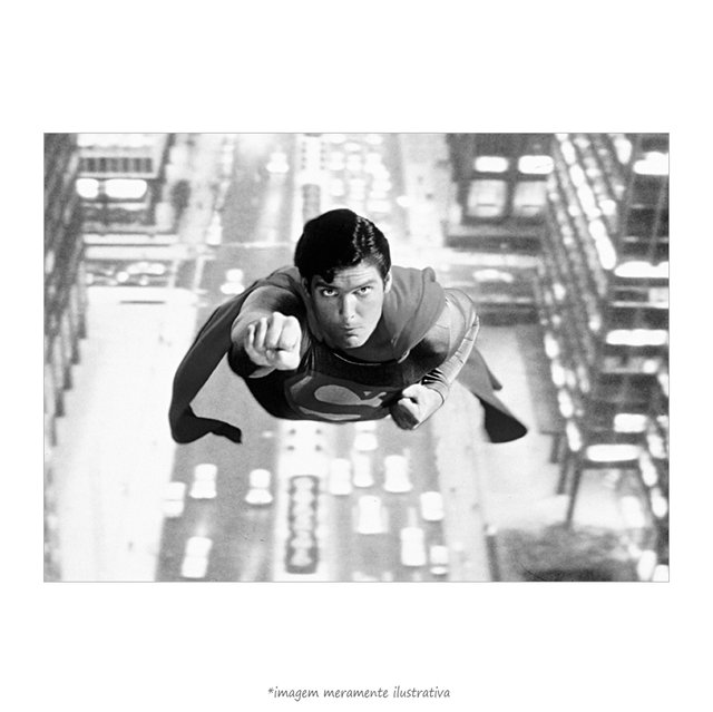 Poster Christopher Reeve - QueroPosters.com