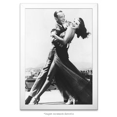 Poster Fred Astaire e Rita Hayworth - comprar online
