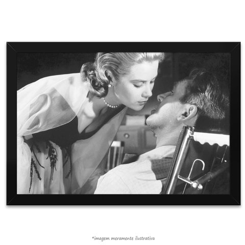 Poster Grace Kelly e James Stewart