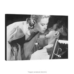 Poster Grace Kelly e James Stewart na internet