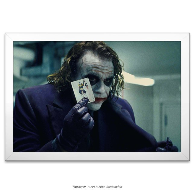 Poster Heath Ledger - comprar online