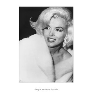 Poster Marilyn Monroe - QueroPosters.com