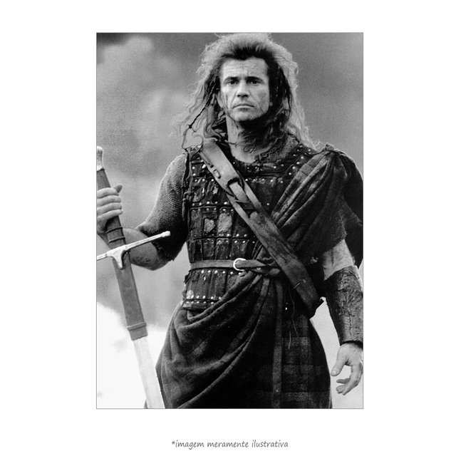 Poster Mel Gibson - QueroPosters.com