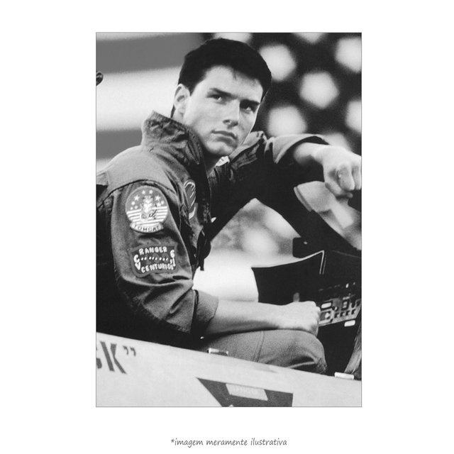 Poster Tom Cruise - QueroPosters.com