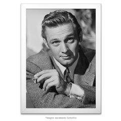 Poster William Holden - comprar online