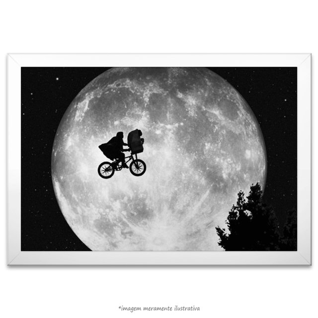 Poster E.T. - O Extraterrestre - comprar online