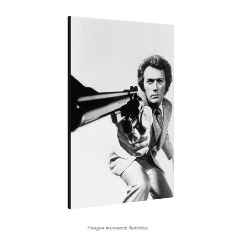 Poster Clint Eastwood na internet