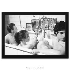 Poster Michael Pitt, Louis Garrel e Eva Green