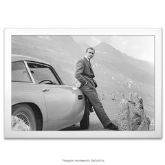 Poster Sean Connery - comprar online