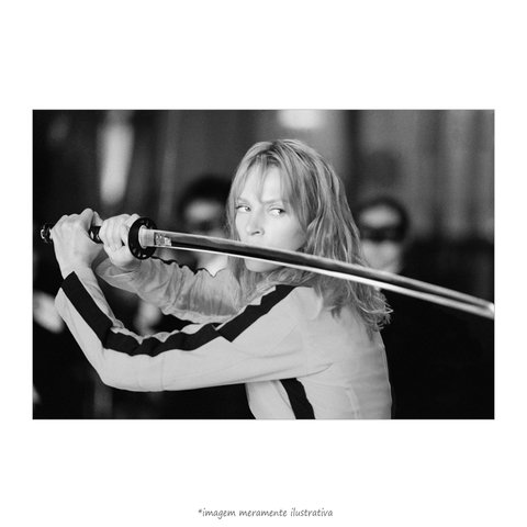 Poster Uma Thurman - Kill Bill