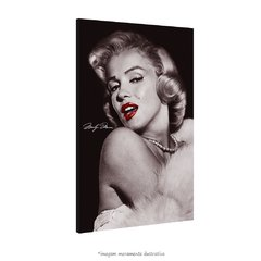 Poster Marilyn Monroe com Assinatura na internet