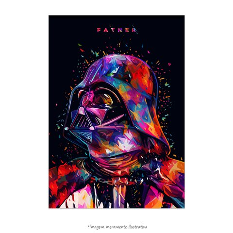 Poster Star Wars - Father