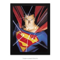 Poster Superman Mitologia