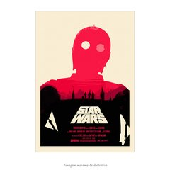 Poster Star Wars C-3PO - QueroPosters.com