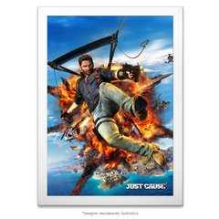 Poster Just Cause - comprar online