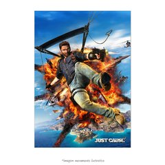 Poster Just Cause - QueroPosters.com