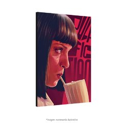 Poster Pulp Fiction - Arte na internet