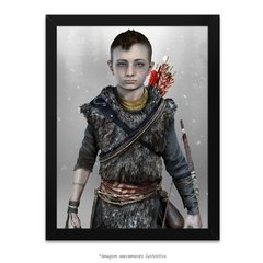 Poster God of War 4 - Atreus