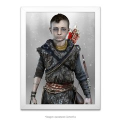 Poster God of War 4 - Atreus - comprar online