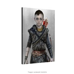 Poster God of War 4 - Atreus na internet