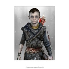Poster God of War 4 - Atreus - QueroPosters.com