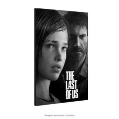 Poster The Last of Us na internet