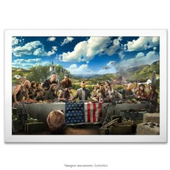 Poster Far Cry 5 - comprar online