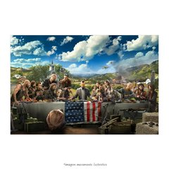 Poster Far Cry 5 - QueroPosters.com