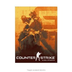 Poster Counter Strike - QueroPosters.com