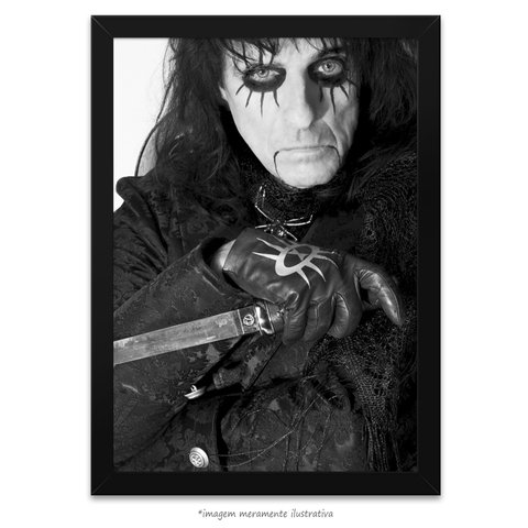 Poster Alice Cooper